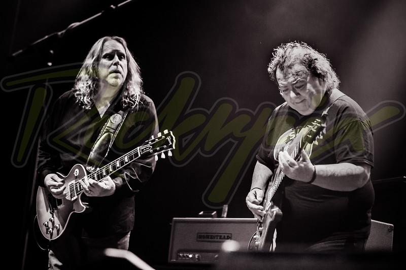 ©Rockrpix - Warren Haynes & Bernie Marsden