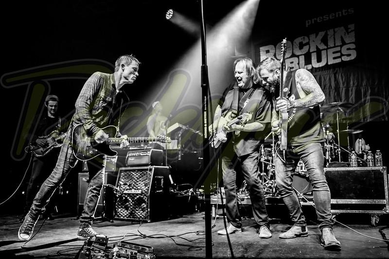 ©Rockrpix - Jonny Lang, Walter Trout & Kris Barras
