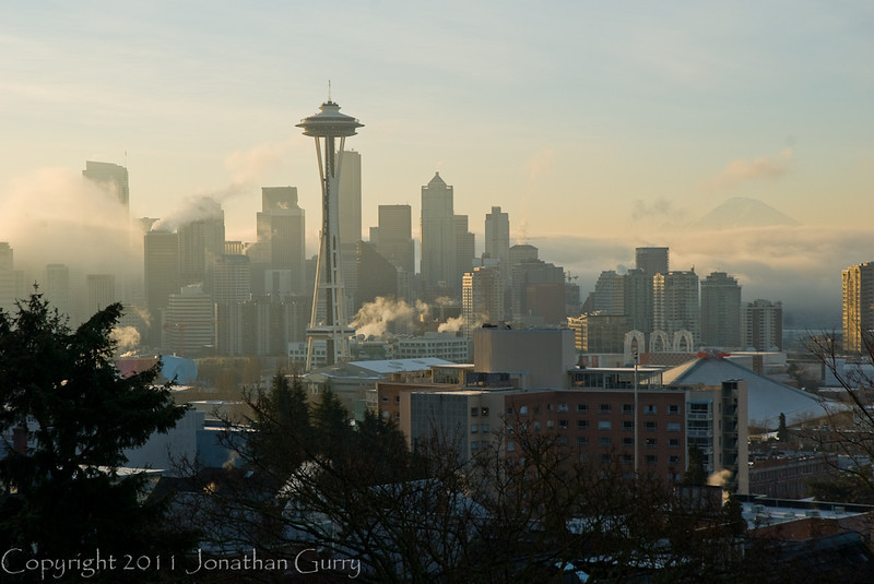 1118 - Seattle, Washington.
