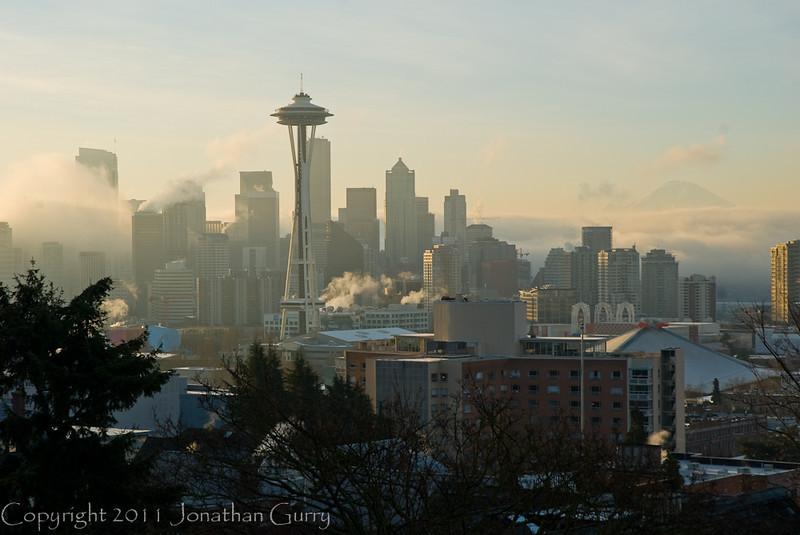 1118 - Seattle, Washington.