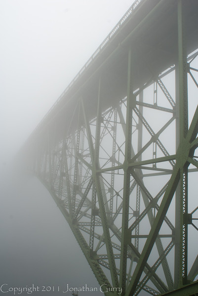 1144 - Deception Pass Bridge, Whidbey Island, Utah.