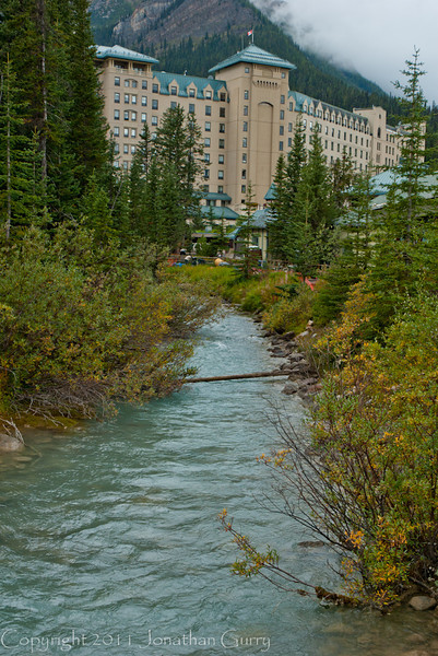 1274 - Chateau Lake Louise, Banff National Park, Canada.
