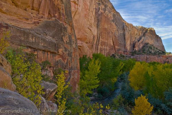 1093 - Escalante River, Escalante National Monument, Utah.