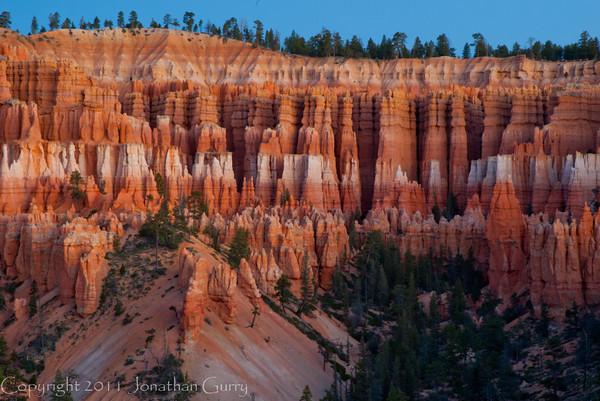 1092 - Bryce Canyon National Park, Utah.