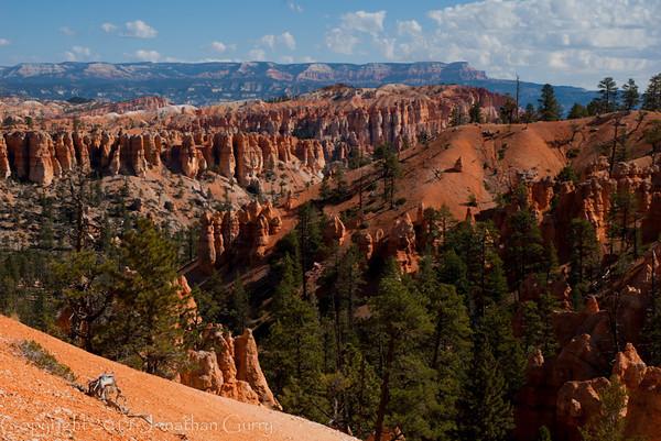 1085 - Bryce Canyon National Park, Utah.