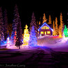 1357 - Holiday Cabin, Alaska.