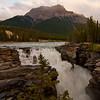 1276 - Absorbca Falls, Jasper National Park, Alberta, Canada.
