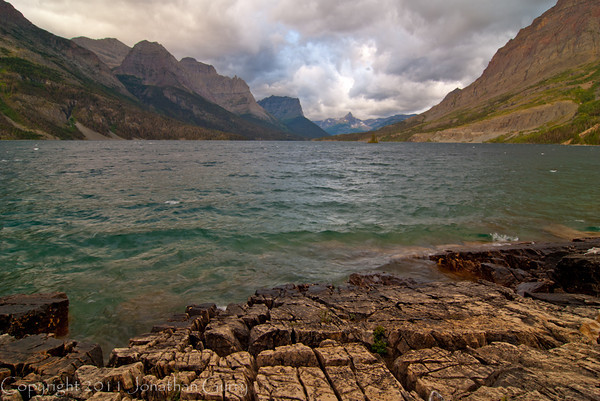1258 - Glacier/Waterton National Park, Montana.