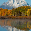 1068 - Mt. Moran, Grand Teton National Park, Wyoming.