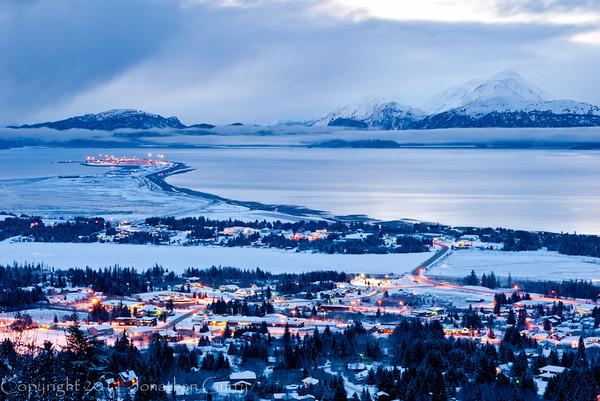 1302 - Homer, Alaska.