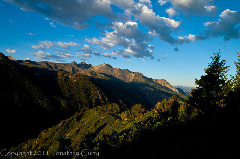 1007 - Wasatch Mountains, Utah