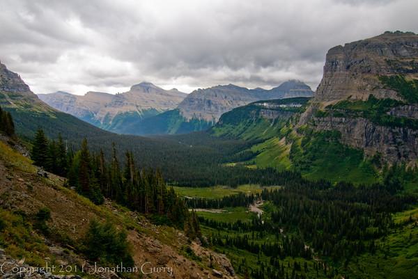 1261 - Glacier/Waterton National Park, Montana.