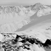 1313 - Chugach Mountains in Turnagain Pass, Alaska.
