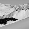 1310 - Chugach Mountains in Turnagain Pass, Alaska.