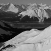 1315 - Chugach Mountains in Turnagain Pass, Alaska.