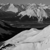 1315 - Chugach Mountains in Turnagain Pass, Alaska.