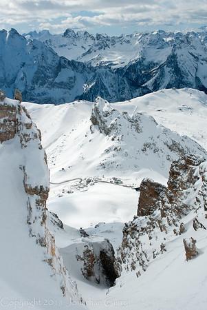 1193 - Dolomites, Northern Italy.