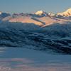 1295 - Denali, Alaska Range, Alaska.