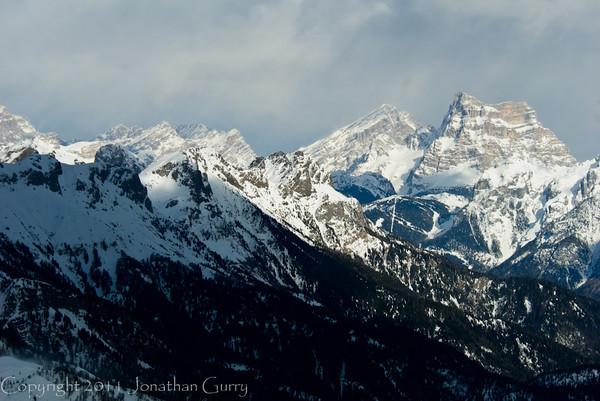 1185 - Dolomites, Northern Italy.
