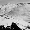 1314 - Chugach Mountains in Turnagain Pass, Alaska.
