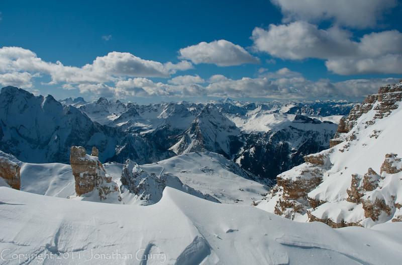 1192 - Dolomites, Northern Italy.