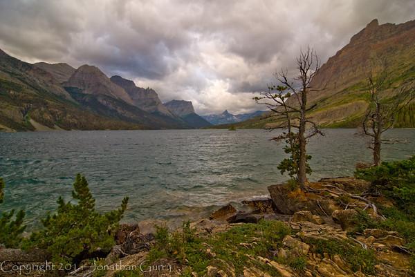 1259 - Glacier/Waterton National Park, Montana.