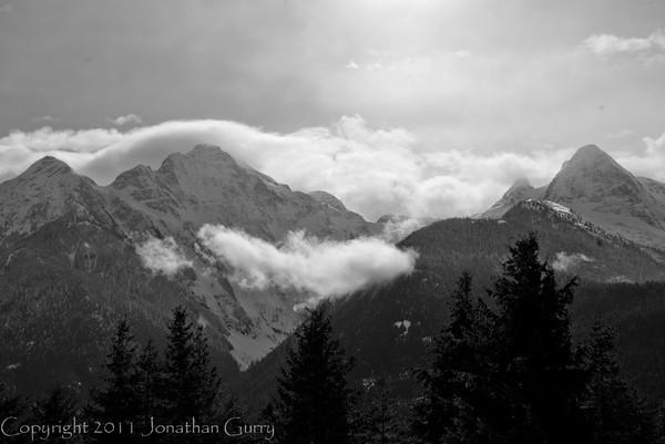 1116 - North Cascades National Park, Washington.