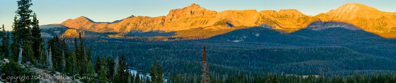 1176 - Uinta Mountains, Utah.