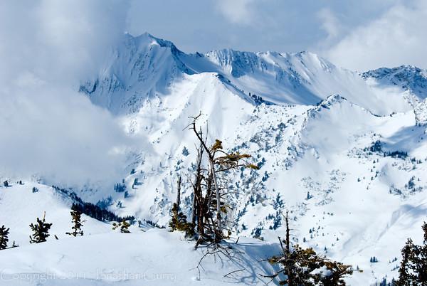 1014 - Mt. Superior, Utah.
