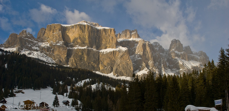 1201 - Dolomites, Northern Italy.