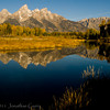 1073 - The Grand Tetons.  Grand Teton National Park, Wyoming.