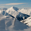 1311 - Chugach Mountains in Turnagain Pass, Alaska.