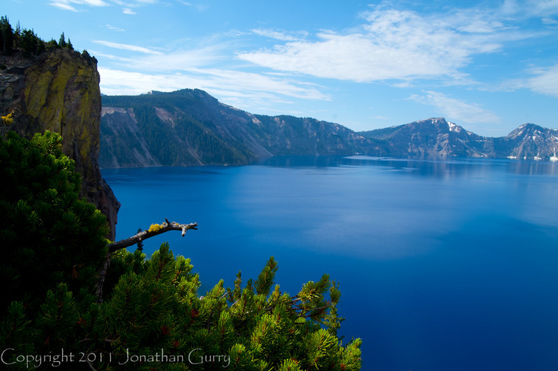 1003 - Crater Lake National Park, Oregon