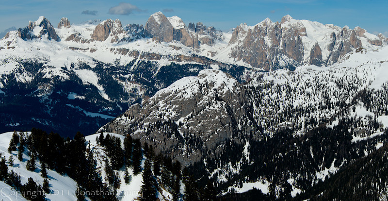1188 - Dolomites, Northern Italy.