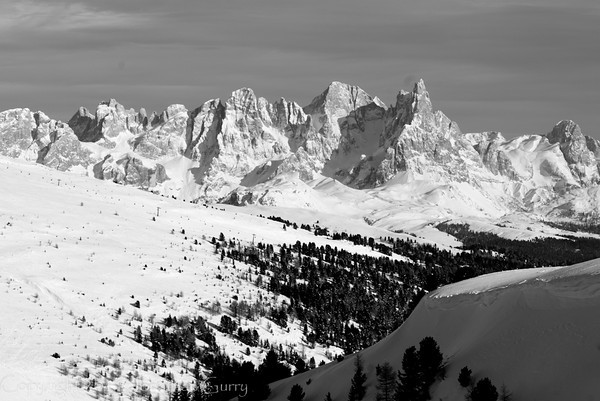 1184 - Dolomites, Northern Italy.