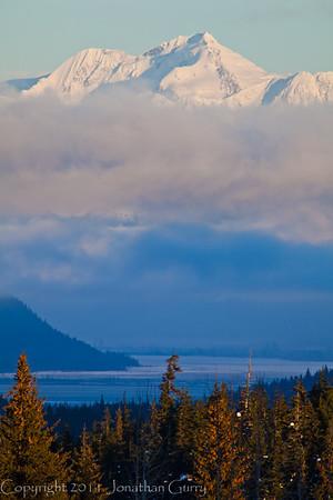 1356 - Chugach Mountains, Alaska.