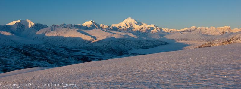1294 - Denali, Alaska Range, Alaska.