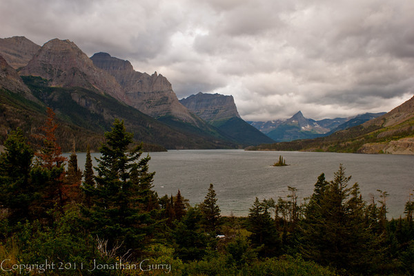 1260 - Glacier/Waterton National Park, Montana.
