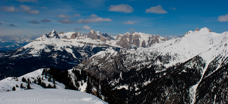 1189 - Dolomites, Northern Italy.