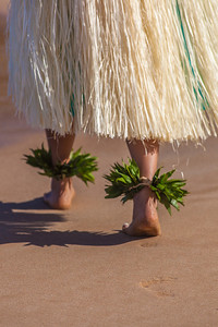 Hula Footprints