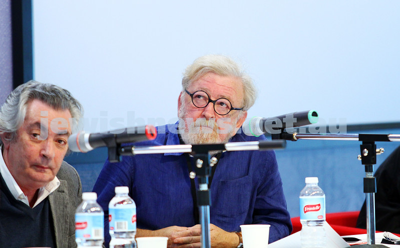 8-6-14. Limmud Oz 2014. Robert Richter. Photo: Peter Haskin