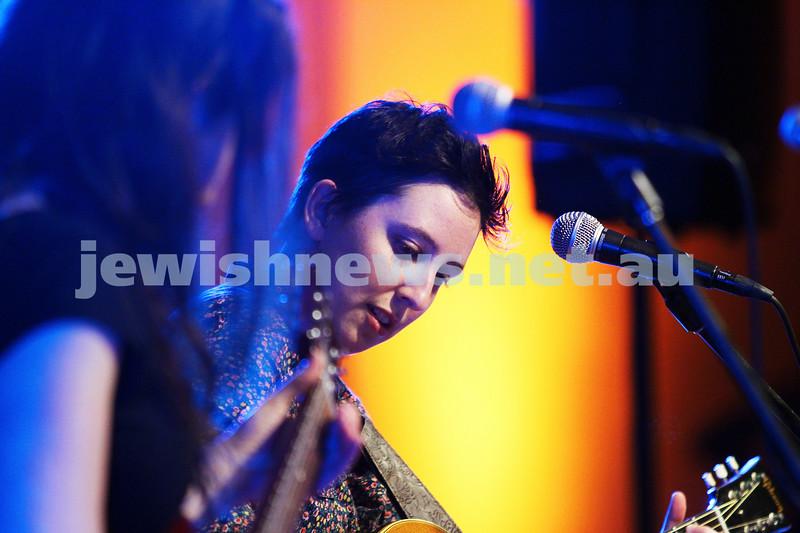 7-6-14. Limmud Oz 2014. Opening night gala.  Little Wise. Photo: Peter Haskin