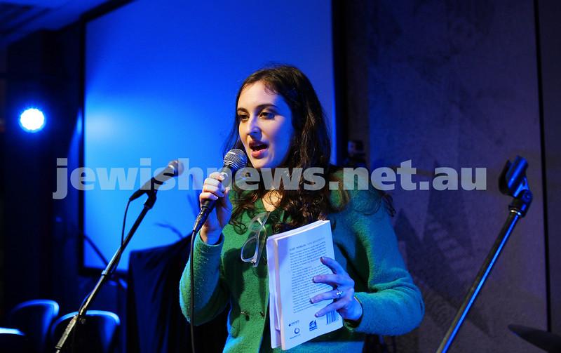 7-6-14. Limmud Oz 2014. Opening night gala.  Photo: Peter Haskin