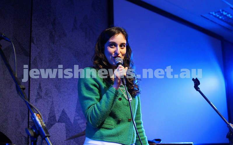7-6-14. Limmud Oz 2014. Opening night gala.  Tami Sussman. Photo: Peter Haskin