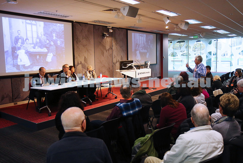 27-6-16. Limmud Oz. Melbourne 2016.  Jews and Poles. Photo: Peter Haskin
