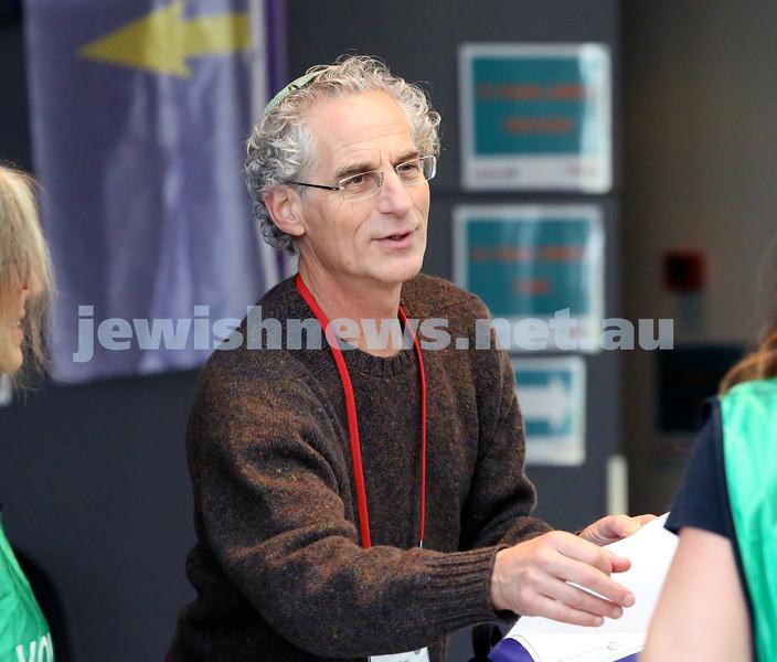 Limmud Oz 2017. Rabbi Jeffrey Kamins. Pic Noel Kessel