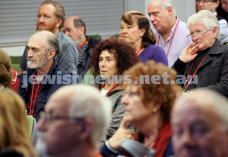 Limmud Oz 2017. Crowd Photo. Pic Noel Kessel
