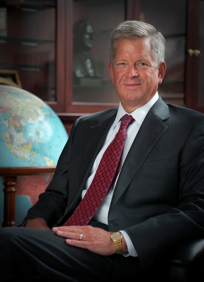 John Stropki, President and CEO, Lincoln Electric Company