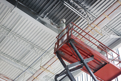 Lincoln Electric New Welding School Construction