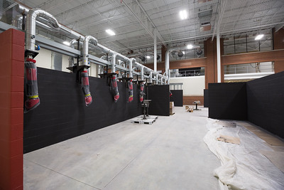 Construction of Lincoln Electric Welding School 2017